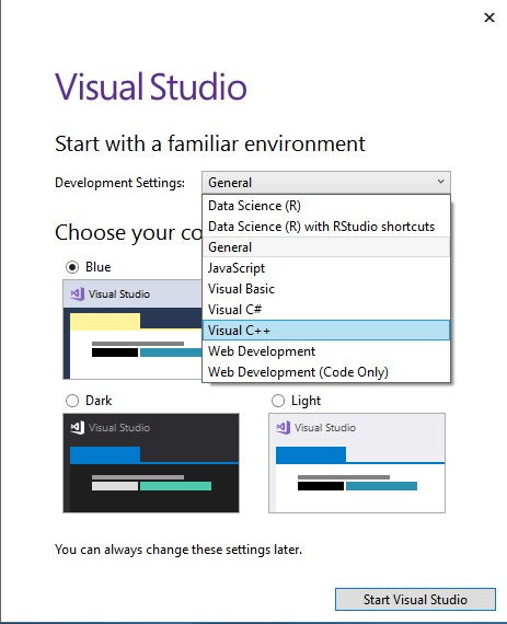UCLA Program in Computing | Getting Started with Microsoft Visual